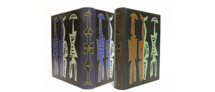 catalogue gallimard editions originales deuxieme sexe