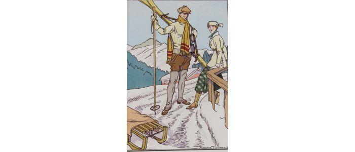 Le costume dhiver pour la pêche alova les rappels