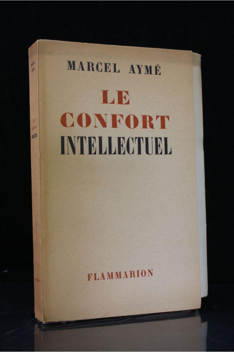 ayme le confort intellectuel edition originale. Black Bedroom Furniture Sets. Home Design Ideas