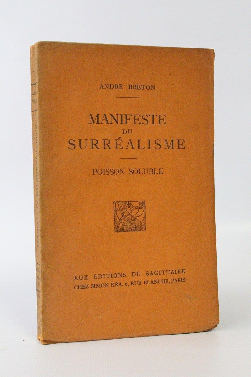 manifeste du surrealisme breton pdf