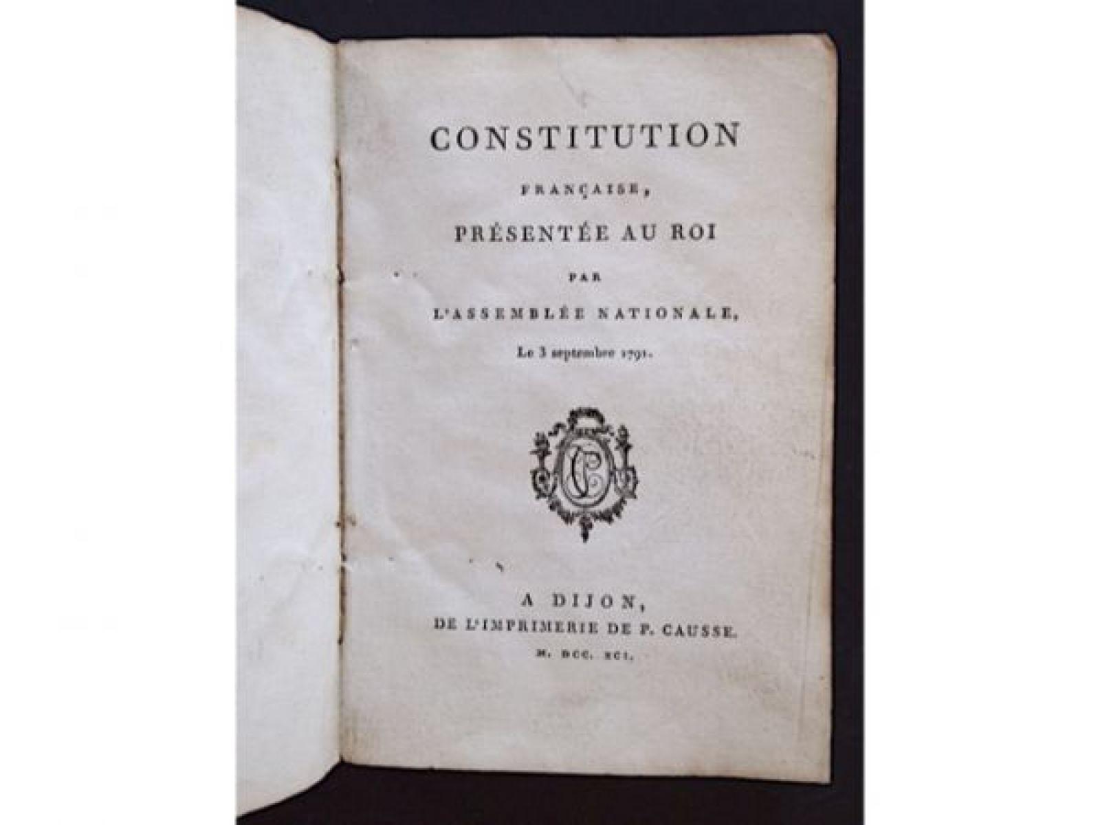 constitucion de 1791 yahoo dating