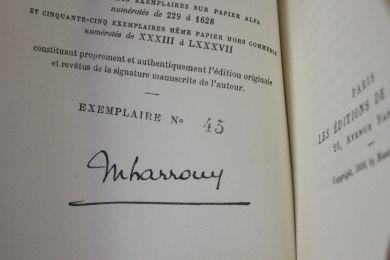 Maurice Larrouy net worth