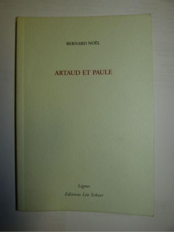 artaud essays