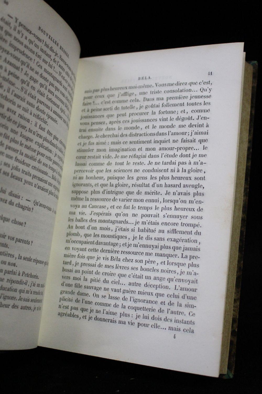 Œuvres érotiques de Lermontov