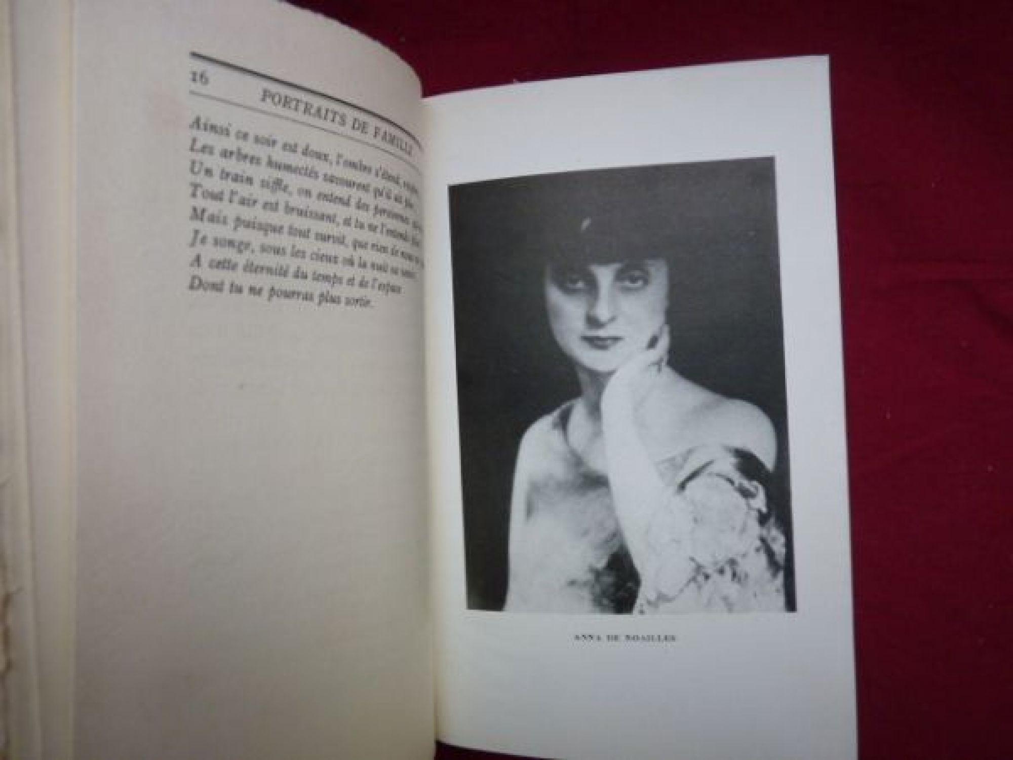 Fargue portraits de famille edition originale edition - Photo de famille originale ...