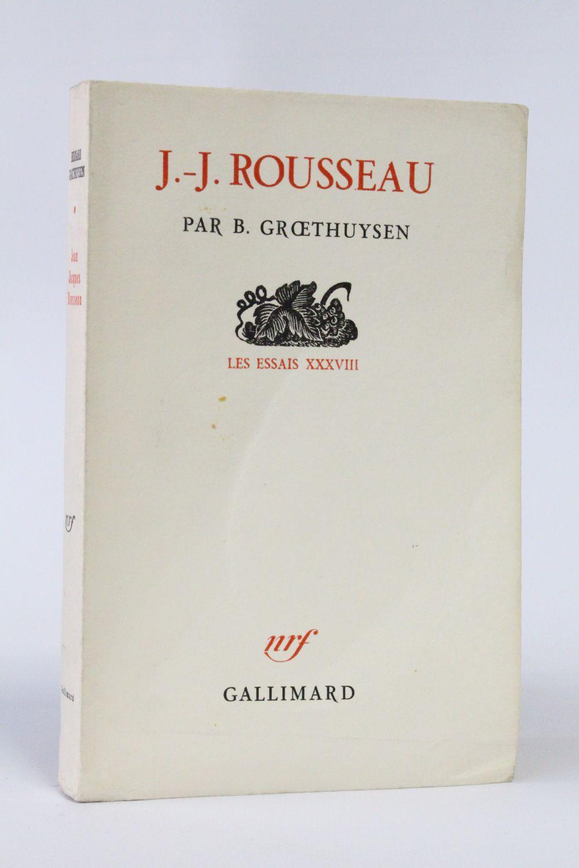 Resultado de imagen de Rousseau.1949