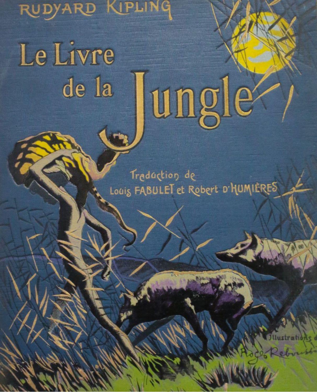 Kipling le livre de la jungle edition for Le livre de