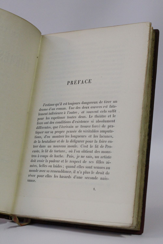 Thérèse Raquin Critical Evaluation - Essay
