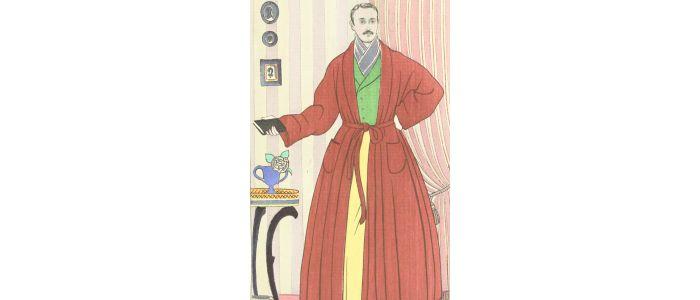 Costumes parisiens. Robe de chambre [modèle homme] (pl.96 ...