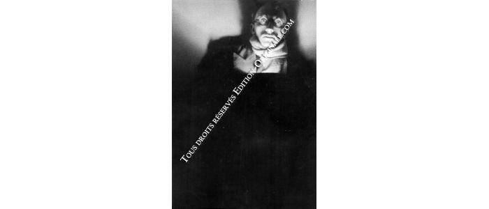 Blanchot photographie originale de maurice blanchot for Dans un miroir obscur