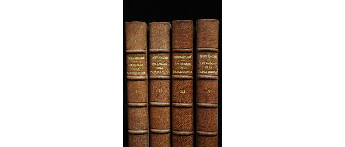 Boulenger Les Romans De De La Table Ronde First Edition
