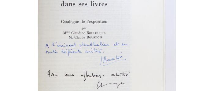 BOULOUQUE : Max Jacob dans ses livres - Signed book, First