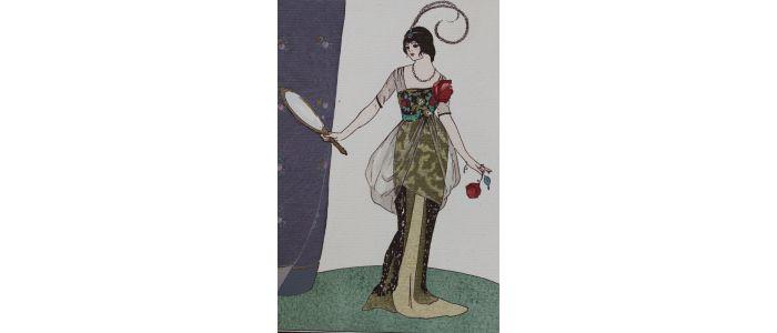 Robe du soir 1912