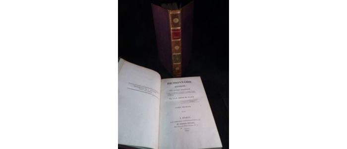 Dictionnaire Colin De Plancy Partie 1