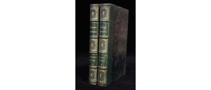 Edition Fils dombey et fils edition edition originale com