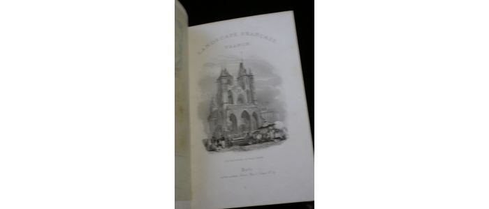 HUGO : Le landscape français - First edition - Edition-Originale.com