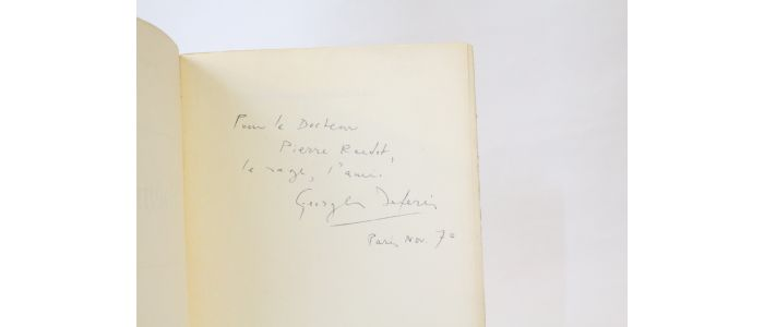 Seferis Poèmes 1933 1955 Signed Book First Edition