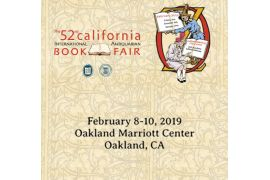 The Bookstore will be present at the 52nd California Antiquarian Book Fair