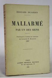 Dujardin mallarm par un des siens edition originale for Edition dujardin