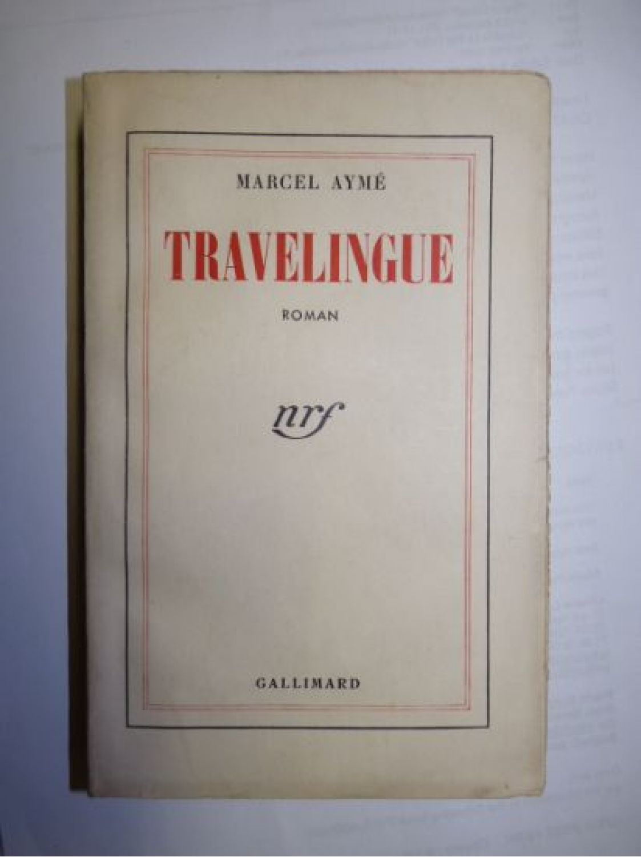 ayme travelingue autographe edition originale edition. Black Bedroom Furniture Sets. Home Design Ideas