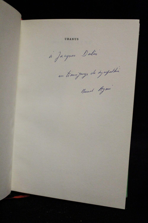 ayme uranus autographe edition. Black Bedroom Furniture Sets. Home Design Ideas