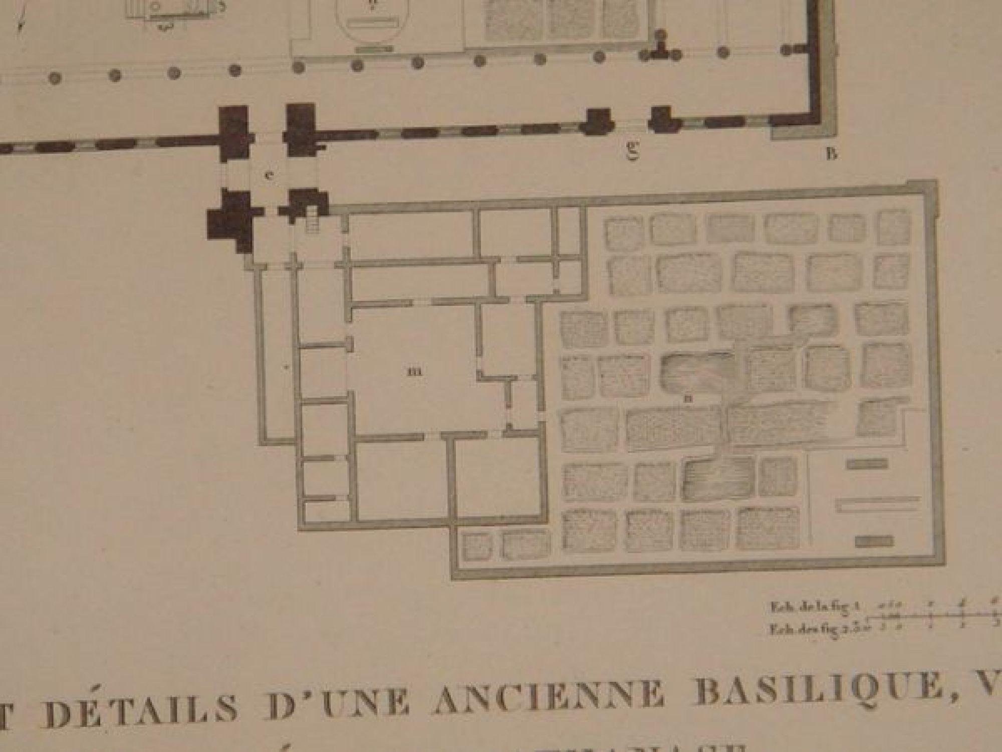 Elevation Plan Description : Description de l egypte alexandrie plan élévation