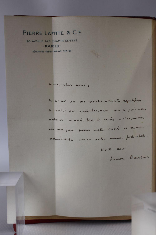 Henri Barbusse net worth