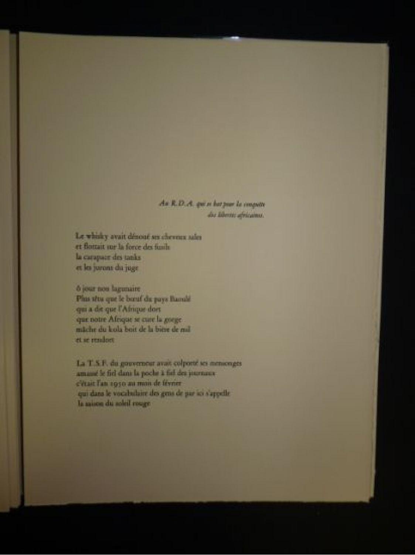 Cesaire Sept Poèmes Reniés 1948 1950 Suivis De La Voix De