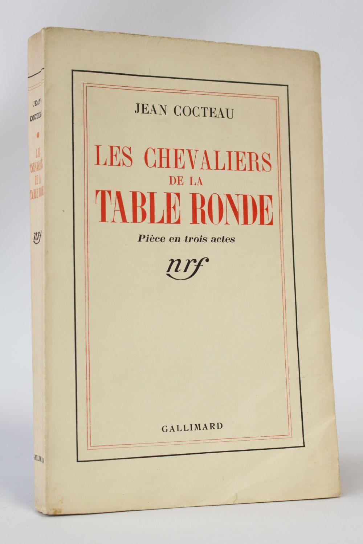 cocteau les chevaliers de la table ronde edition