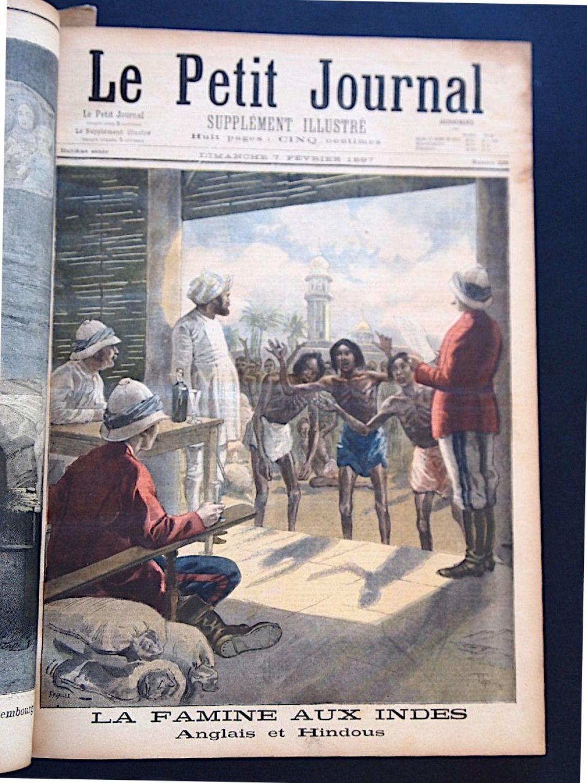 Collectif le petit journal suppl ment illustr 1897 1898 first editio - Le perche le journal ...