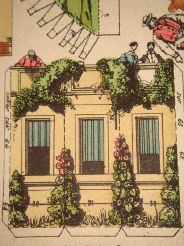 Construction pour enfants n32 maison anglaise edition originale com