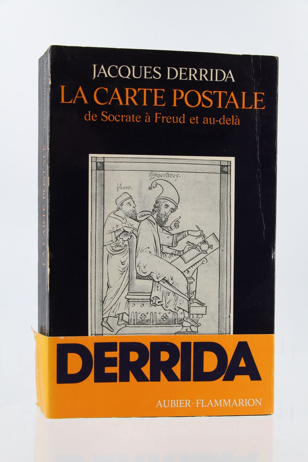 derrida la carte postale de socrate freud et au del. Black Bedroom Furniture Sets. Home Design Ideas