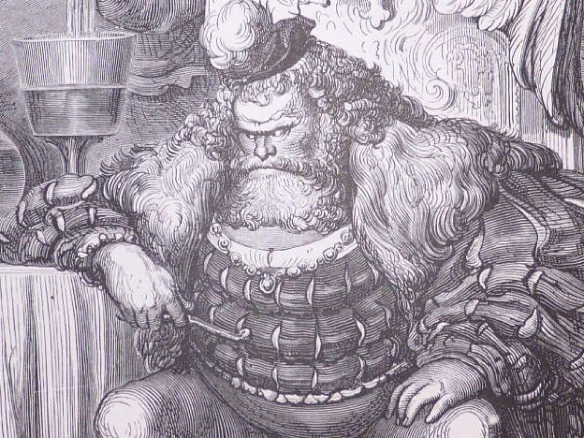 Charles Perrault Contes Le Chat Botté Chez L Ogre Gravure