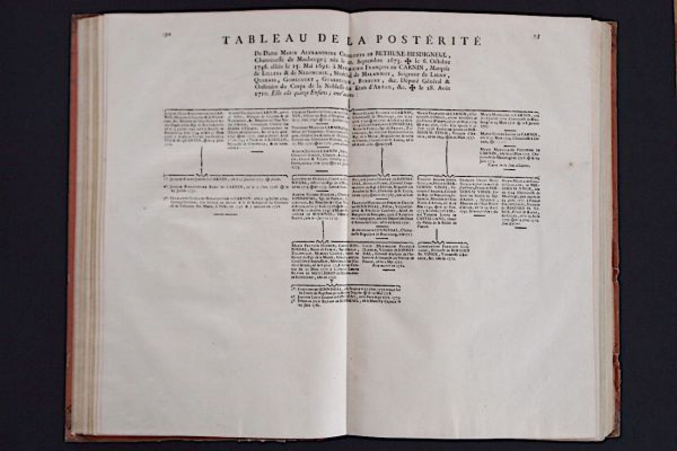 DOUAY Histoire Généalogique Des Branches De La Maison De Béthune,  Existantes En Flandre Et En Artois, Et Connues Pendant Plusieurs Siecles  Sous Le Nom De ...
