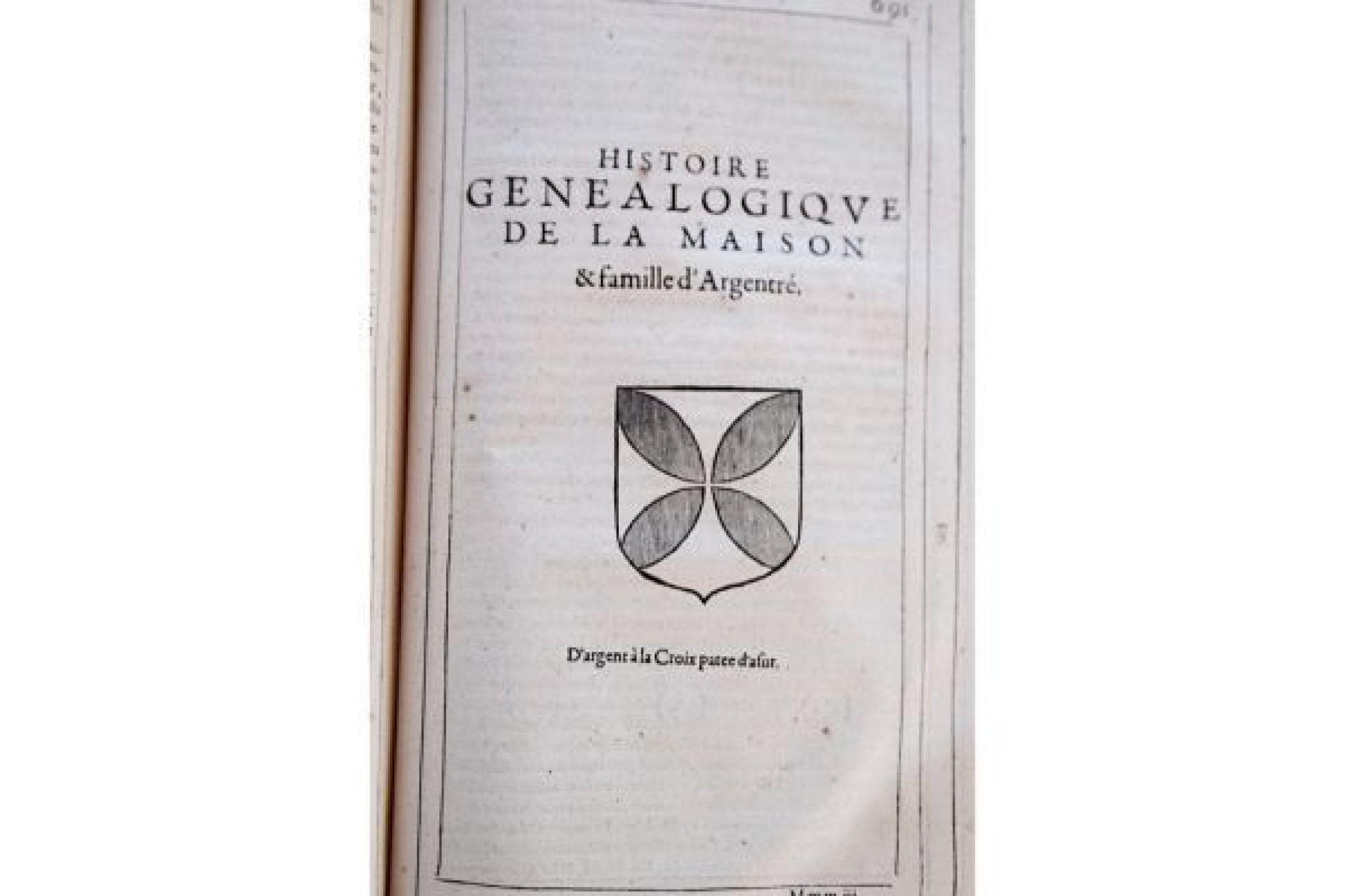 Du paz histoire genealogique de plusieurs maisons for Origine du mot maison