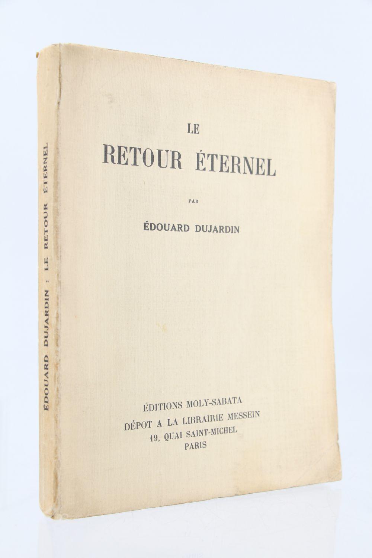 Dujardin le retour ternel autographe edition for Edition dujardin