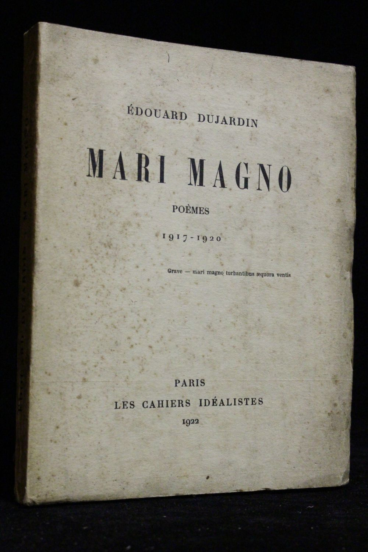 Dujardin mari magno po mes 1917 1920 autographe for Edition dujardin