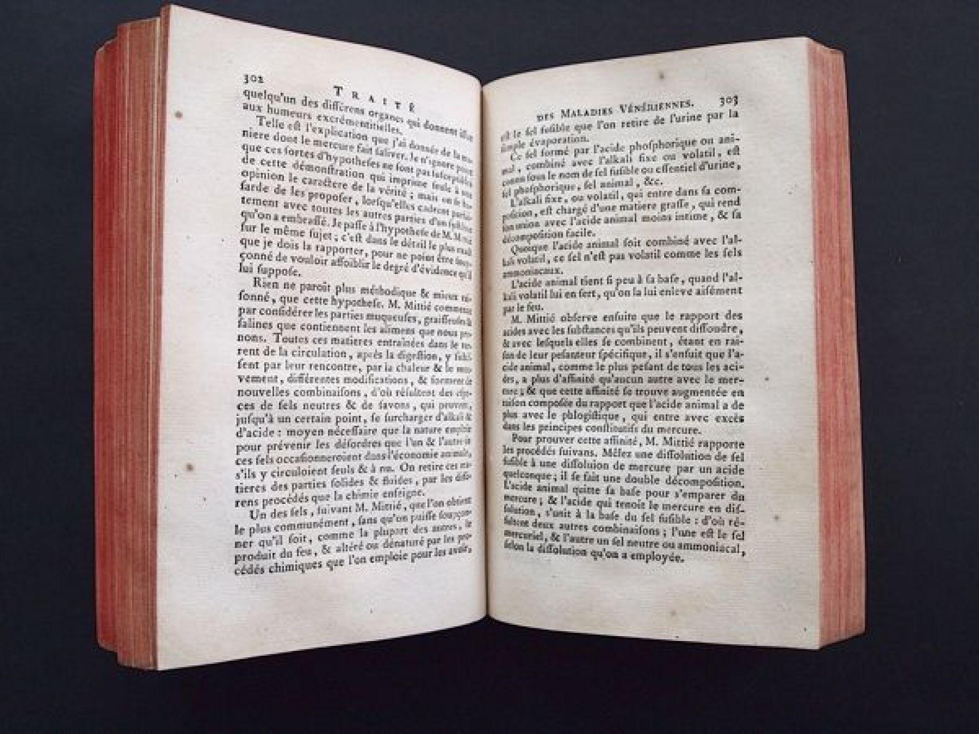 Fabre Traité Des Maladies Vénériennes Edition Originalecom