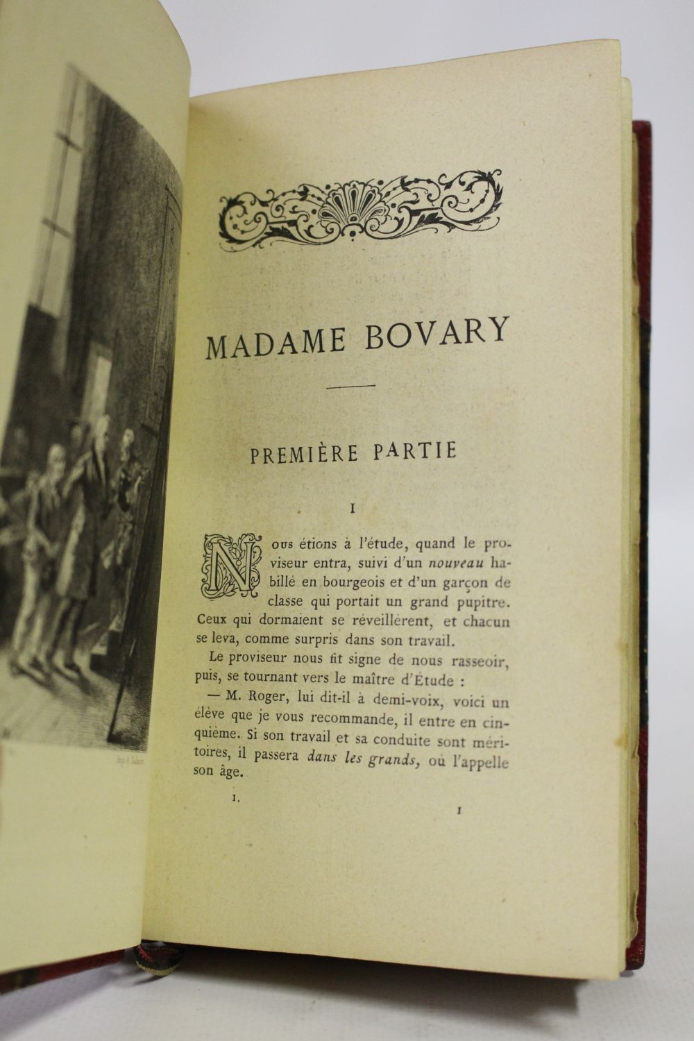 reflective statement madame bovary View essay - madame bovary reflection paper from english 1190a-2 at killeen h s discussion on the promiscuously fatal novel madame bovary was a riveting account into the minds of the readers of the.
