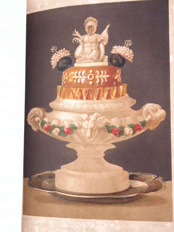 Gouffe Le Livre De Cuisine First Edition Edition