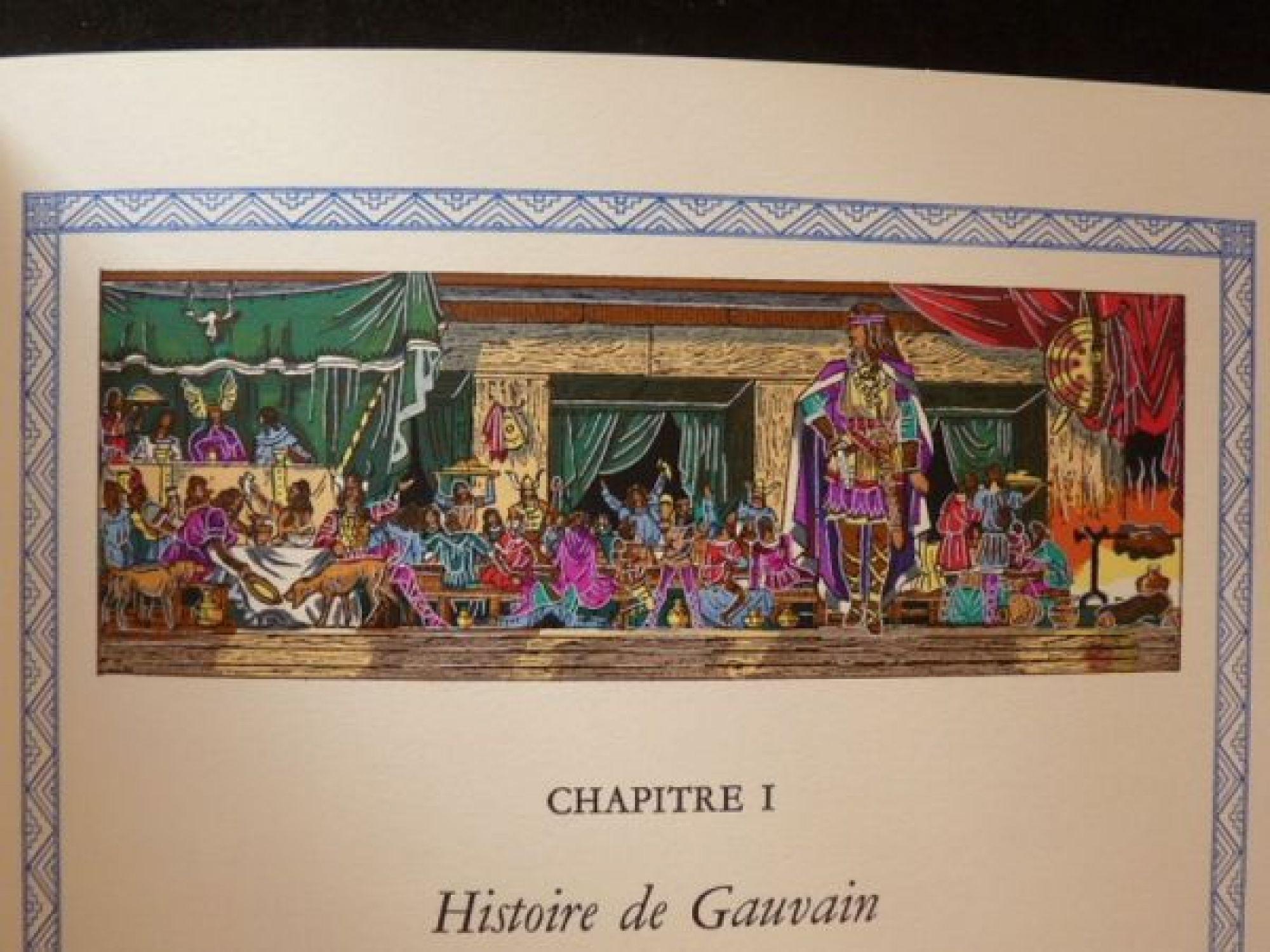 Gradassi Les Romans De La Table Ronde Edition Originale Com