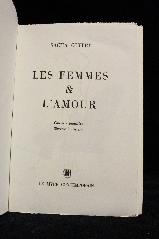 Les femmes et l amour sacha guitry [PUNIQRANDLINE-(au-dating-names.txt) 33