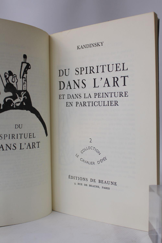 kandinsky du spirituel dans l art pdf
