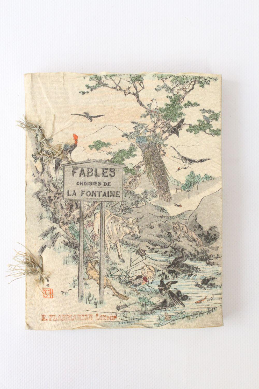 La Fontaine Fables Choisies Ou Choix De Wiring Diagram Illustres Par Un Groupe Des