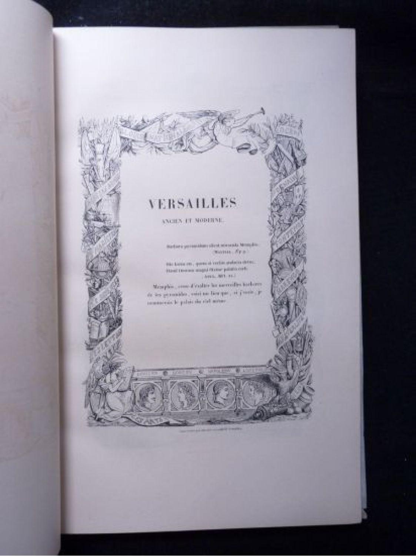 Laborde versailles ancien et moderne edition originale for Moderne ancien