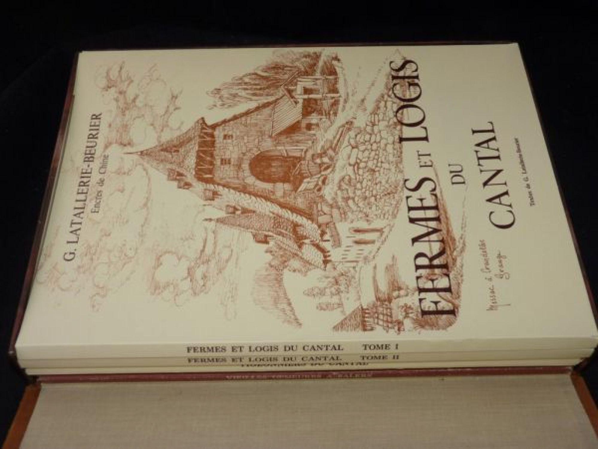 Latallerie beurier fermes et logis du cantal for Logis de france annecy et environs
