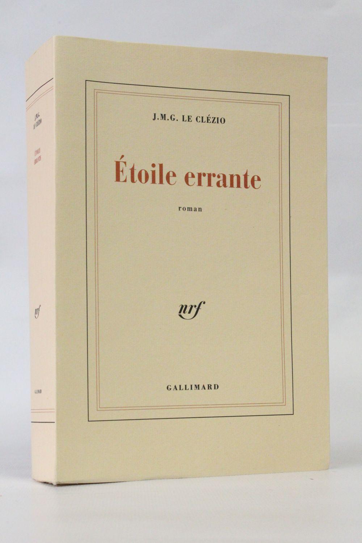 Le Clezio   Etoile Errante - Edition Originale