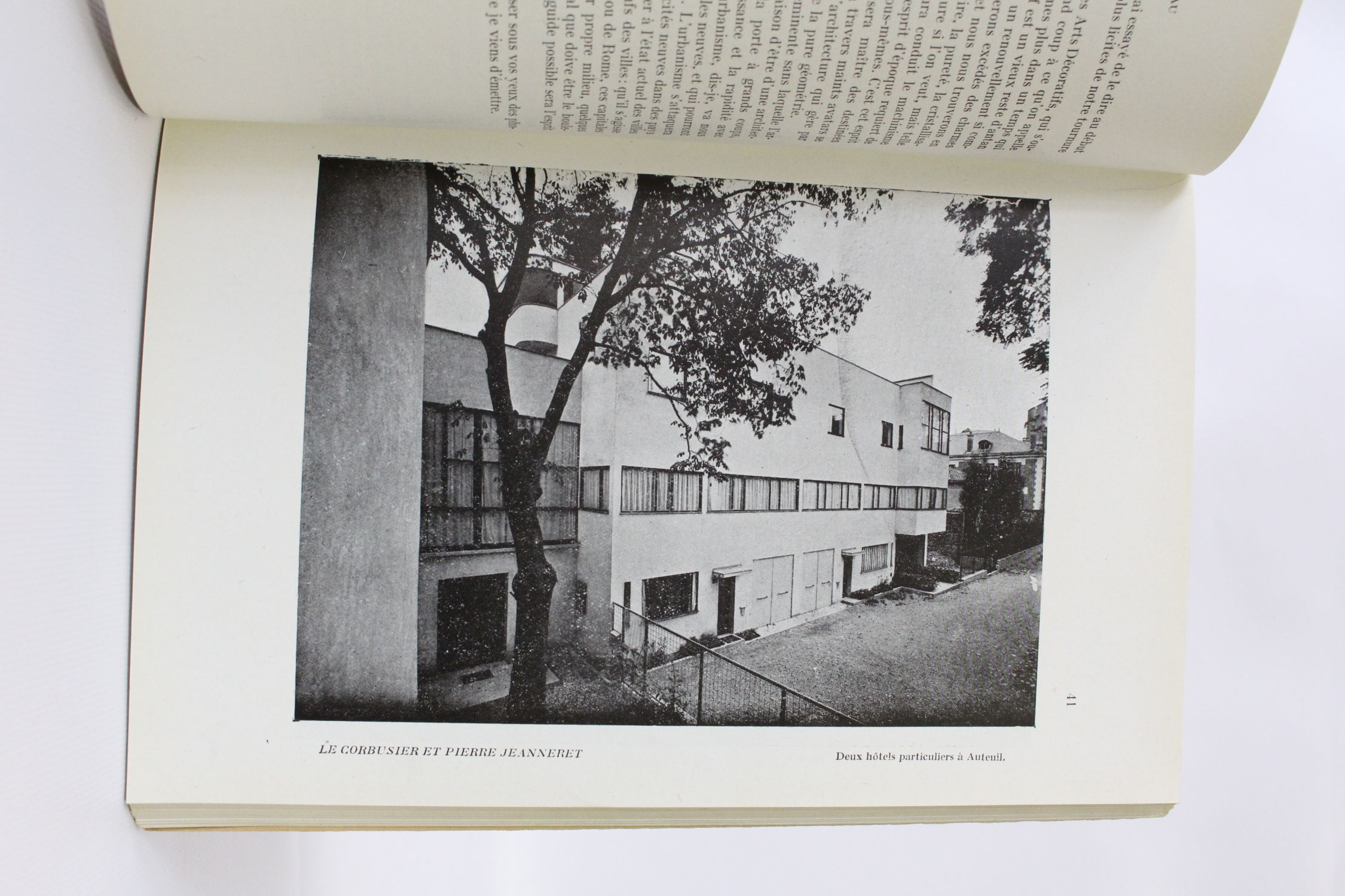 le corbusier l 39 esprit nouveau almanach d 39 architecture moderne signed book first edition. Black Bedroom Furniture Sets. Home Design Ideas