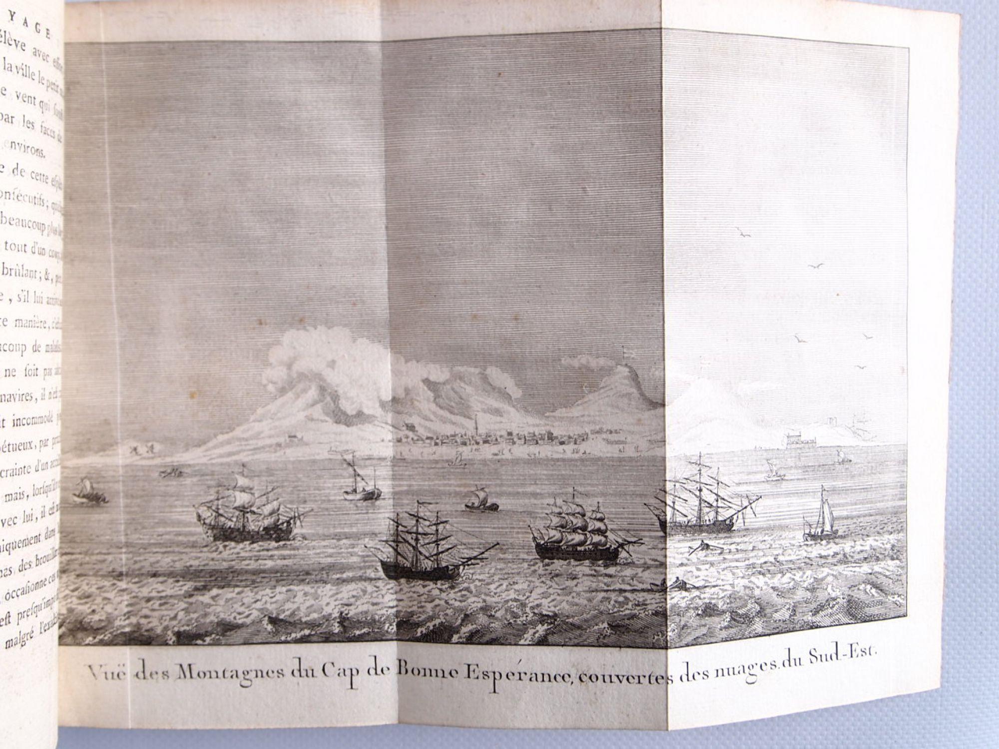 Le Vaillant Voyage De Monsieur Le Vaillant Dans Lintérieur De L