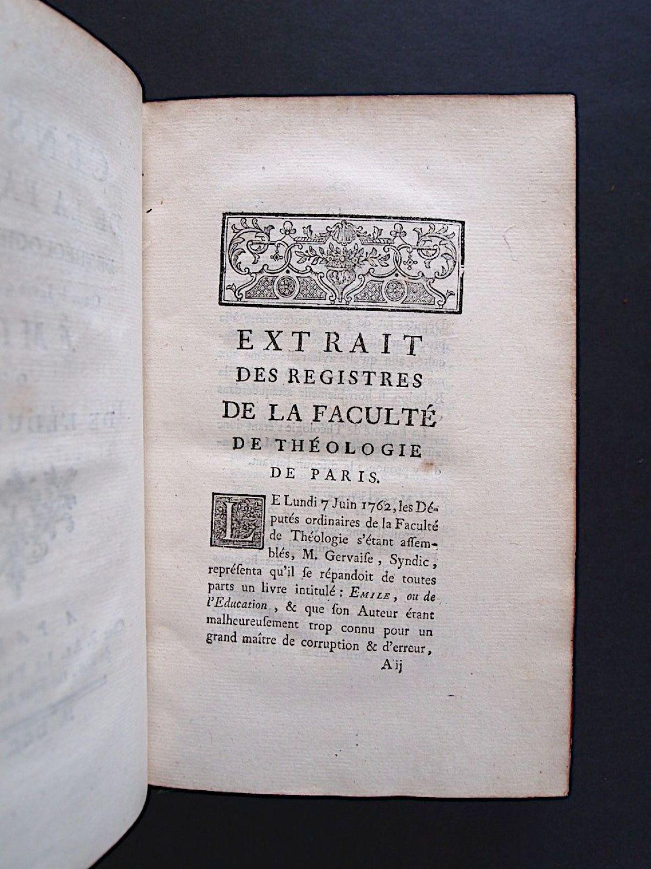 Legrand Censure De La Faculte De Theologie De Paris Contre